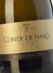 Conde de Haro Brut Vintage 2013
