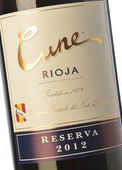 Cune Reserva 2013
