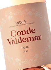 Conde Valdemar Rosé 2018