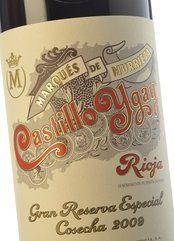 Castillo Ygay Gran Reserva Especial 2009
