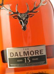 Dalmore 15 años (70 cl)