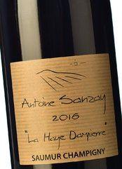 Antoine Sanzay La Haye Dampierre 2016