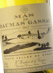 Mas de Daumas Gassac Blanc 2012