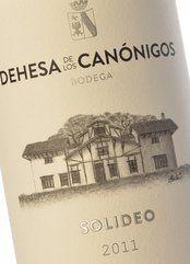 Dehesa de los Canónigos Solideo Reserva 24 M. 2014