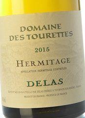 Delas Hermitage Domaine des Tourettes Blanc 2017