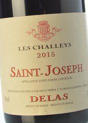 Delas Saint Joseph Les Challeys 2017