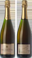 Delamotte brut ros acheter du vin mousseux reserva for Champagne delamotte prix
