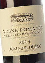 D. Dujac Vosne-Romanée 1Cru Les Beaux Monts 2014