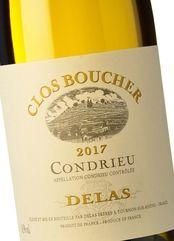 Delas Condrieu Clos Boucher 2017