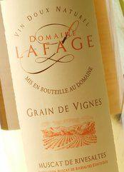 Domaine Lafage Grain de Vignes 2016