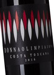 Donna Olimpia 1898 Costa Toscana Rosso Tageto 2017