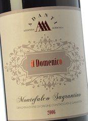 Adanti Montefalco Sagrantino Il Domenico 2007