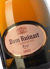 Dom Ruinart Rosé 2002