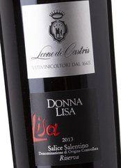 Leone de Castris Donna Lisa Rosso 2013