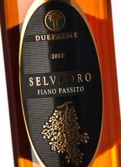 Due Palme Fiano Passito Selvaoro 2012 (0.375 l)