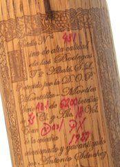 Don PX Toro de Albalá Convento Selección 1929