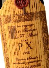 Don PX Toro Albalá Convento Selección 1958