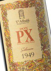 Don PX Toro de Albalá Reserva Selección 1949