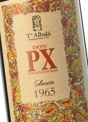Don PX Toro de Albalá Selección 1965