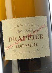Drappier Brut Nature Zero Dosage Sans Sulfites