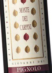 Dri Pignolo Monte dei Carpini 2014