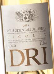 Dri Friuli Colli Orientali Picolit 2015 (37.5 cl)