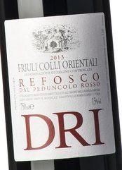 Dri Friuli Colli Orientali Refosco 2013