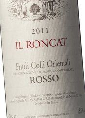 Dri Friuli Colli Orientali Il Roncat Rosso 2011