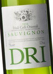 Dri Friuli Colli Orientali Sauvignon 2016