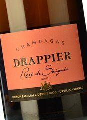 Drappier Rosé de Saignée