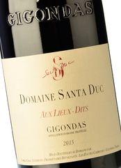 Domaine Santa Duc Aux Lieux-Dits 2015
