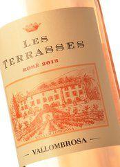 Vallombrosa Les Terrasses Rosé 2013