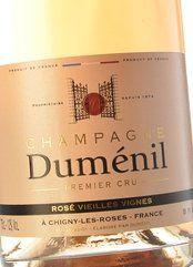 Champagne Duménil Rosé Vieilles Vignes Brut