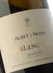 Albet i Noya El Blanc XXV 2013