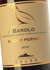 Elvio Cogno Barolo Bricco Pernice 2012