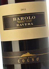 Elvio Cogno Barolo Ravera 2014