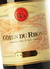 E. Guigal Côtes du Rhône Rouge 2015