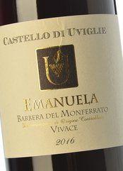 Castello di Uviglie Barbera Vivace Emanuela 2018