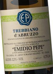 Emidio Pepe Trebbiano d'Abruzzo 2017