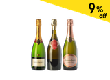 Champagnes from the Marne Valley