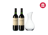 2 Corimbo I + FREE Decanter
