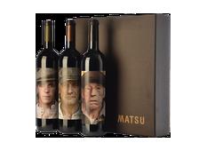 Matsu Gift Box El Pícaro + El Recio + El Viejo