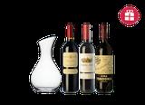Rioja, Ribera and Priorat + FREE decanter