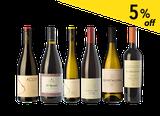 High altitude vineyards