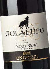 Endrizzi Trentino Pinot Nero Riserva Golalupo 2015