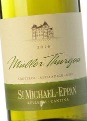 St. Michael-Eppan Müller Thurgau 2018