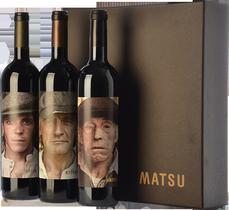 Estuche Matsu El Pícaro + El Recio + El Viejo