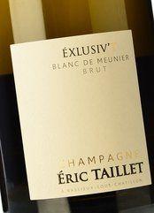 Eric Taillet Exclusiv'T Extra Brut