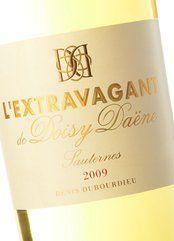 L'Extravagant de Doisy Daëne 2009 37.5cl