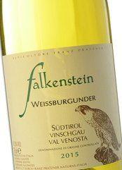 Falkenstein Weissburgunder 2015